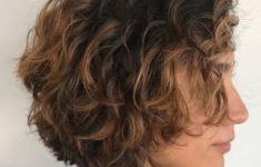 50 Most Gorgeous Short Curly Haircuts for Women over 50 c8886a37754bf074a5a22ec66e8e4090-235x150