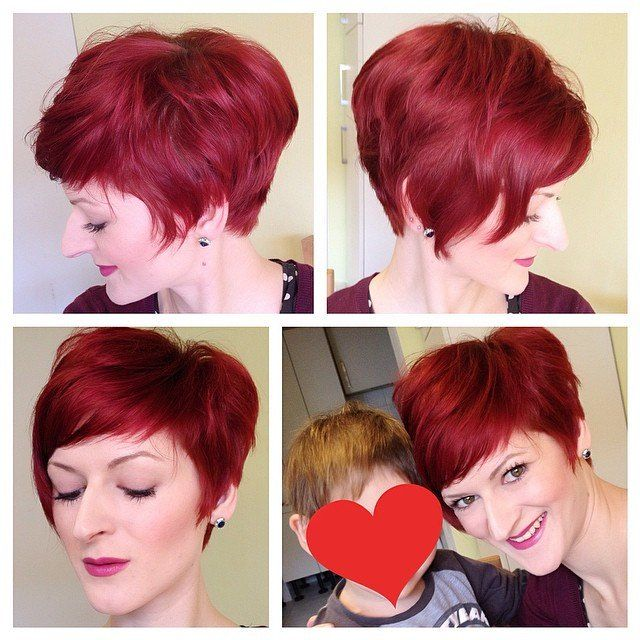 50 Beautiful Short Wedge Haircuts For Over 40 Women (Updated 2021) ca3ee8037f6a724497d8da828156dec8