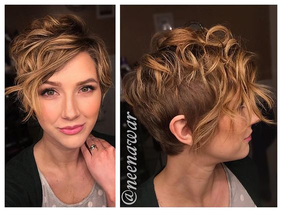 50 Most Gorgeous Short Curly Haircuts for Women over 50 eb7536ac6692bae1b883775865871e4d