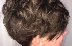 50 Most Gorgeous Short Curly Haircuts for Women over 50 ed32bead4ee7901d6fb2202612d85699-235x150