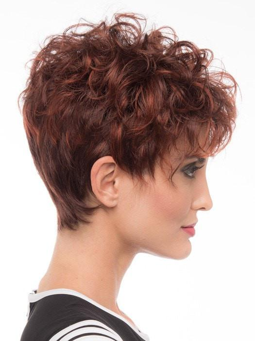 Retro Wedge Hairstyle 5