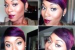 Stacked Hairstyles For Short Thick Hair Round Faces 5