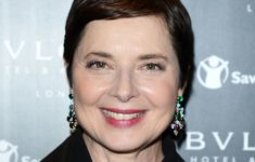 10 Prettiest Pixie Haircuts for Women over 60 isabella-rosellini-235x150