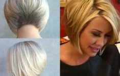 50 Beautiful Short Wedge Haircuts For Over 40 Women (Updated 2021) short-bob-haircuts-2017-2-235x150