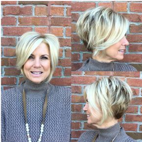 30 Inspiring Pixie Haircuts for Women Over 60 Years Old (Updated 2021) A-line-pixie-cuts