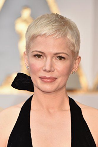 30 Inspiring Pixie Haircuts for Women Over 60 Years Old (Updated 2021) Michelle-williams-pixie-haircut