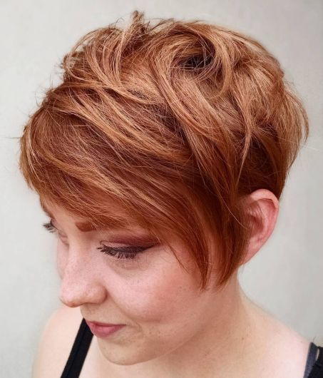 Long Pixie Haircuts for Women Over 50 with Fine Hair 1