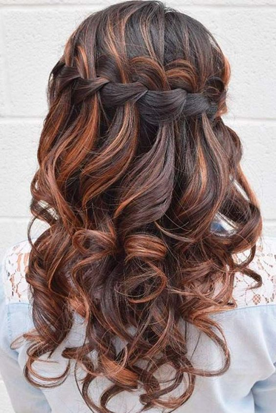 72 Most Beautiful Bridesmaid Hairstyles Ideas 1ad30ed502278344f7974d39678e88af