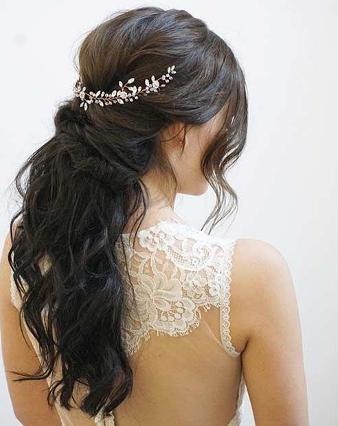 72 Most Beautiful Bridesmaid Hairstyles Ideas 1bd5d1dcef38705d0691687ed160fc02
