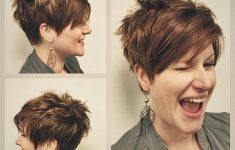 19 Trendy Short Brown Hairstyles that You Need to Check 217db6a4de1bec94d2f79a98314e58ee-235x150