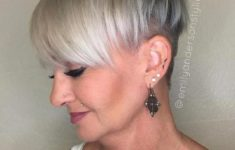 72 Best Short Hairstyles for Fine Hair over 50 Years Old 24d8504e851d3a782d3a184c4e41e03f-235x150