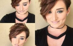 19 Trendy Short Brown Hairstyles that You Need to Check 27860e53414b1c87df73c1339c1171dd-235x150