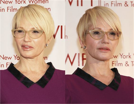 Super Edgy Pixie Hairstyle for Women Over 50 with Fine Hair 5