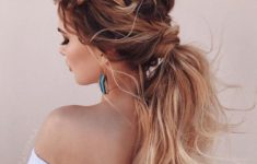 72 Most Beautiful Bridesmaid Hairstyles Ideas 3ab12a89f2d003f96cd4301cbd3a184c-235x150