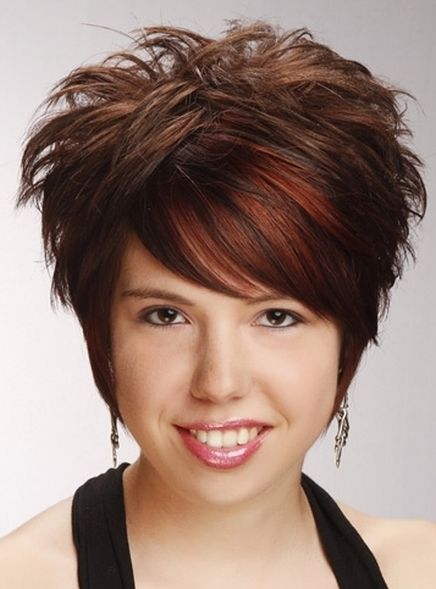 Spiky Pixie Hairstyle for Women Over 50 with Fine Hair 2