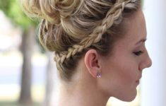 72 Most Beautiful Bridesmaid Hairstyles Ideas 5378ee77d09af91fd0304d466e77d7e9-235x150