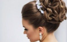 72 Most Beautiful Bridesmaid Hairstyles Ideas 7f75c2fff797c63d2349b51ac86832e3-235x150