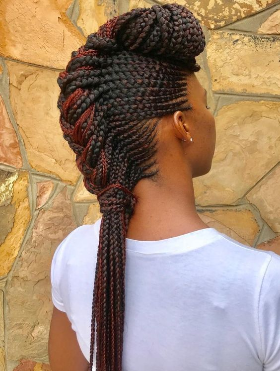 66 Best Hairstyle Ideas for African American Wedding 979f99823e99d29bd46bbe087e916f6b
