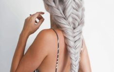 79 Most Inspiring Braids Hairstyle for Women Chunky-Plait-Braids-Most-Inspiring-Braids-Hairstyle-for-Women-4-235x150