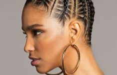 79 Most Inspiring Braids Hairstyle for Women Crowning-Glory-Most-Inspiring-Braids-Hairstyle-for-Women-4-235x150