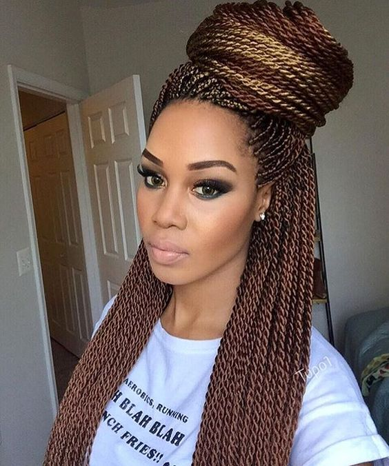 Crowning Glory Most Inspiring Braids Hairstyle for Women 5