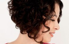 54 Best Women's Hairstyles for over 40 and Overweight Curly-Pixie-Hairstyle-for-over-40-and-Overweight-Women-2-235x150