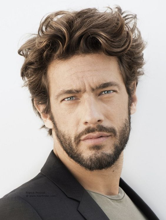 12 Sexy and Cool Hairstyles for Older Men Curly-Windblown-Hairstyle-cool-hairstyles-for-older-men-1