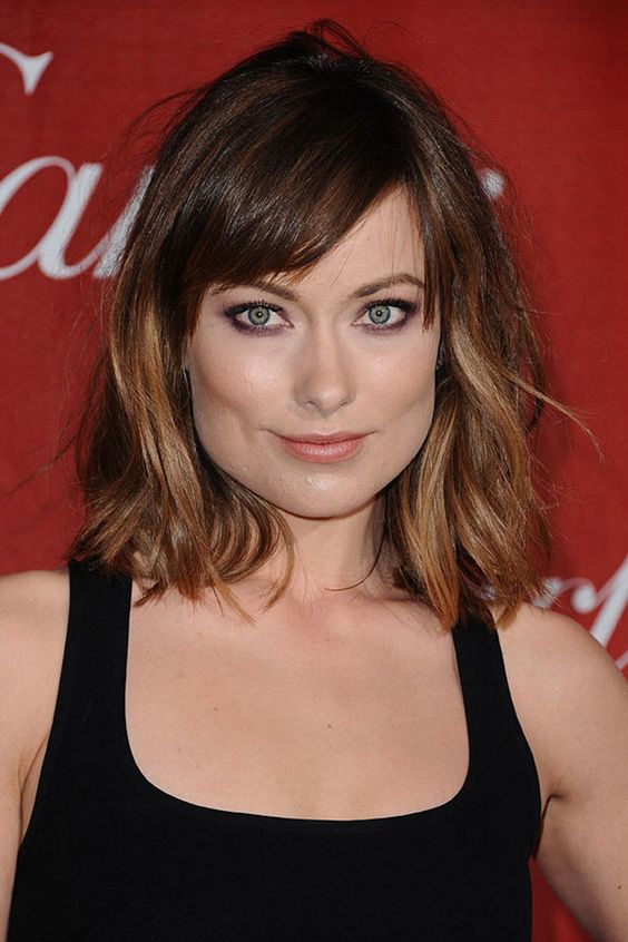 20 Charming Short Brown Hairstyles for Women Over 60 (Updated 2021) Dark-brown-bob-hairstyle