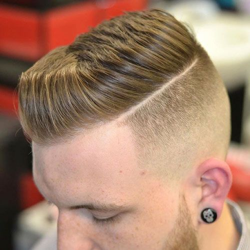 Disconnected Undercut best mens haircut 2018 3