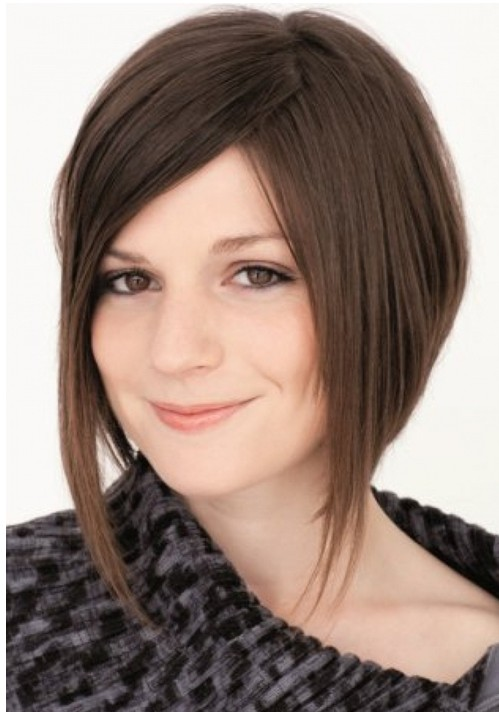 72 Cute and Chic Asian Hairstyles for Women Elongated-Bob-Asian-hairstyles-for-women-1