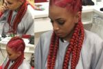 Faux Blown Back Twist Easy Updos For Short Hair To Do Yourself 2