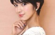 72 Cute and Chic Asian Hairstyles for Women High-Pixie-With-Bangs-Asian-hairstyles-for-women-5-235x150