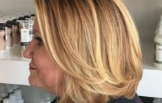 Hairstyles for Seniors with Thin Hair That Give Youthful Look Layered-Graduated-Bob-for-Seniors-with-Thin-Hair-That-Give-Youthful-Look-3-235x150