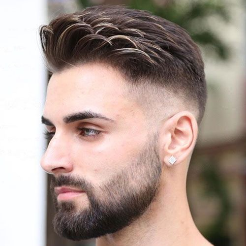 Mid Fade best mens haircut 2018 5