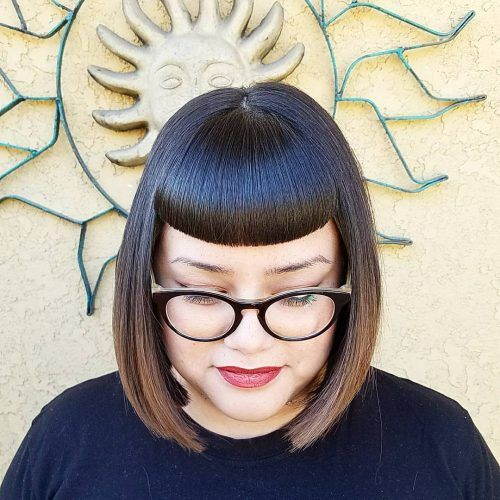 Rockabilly Bangs easy updos for short hair to do yourself 3