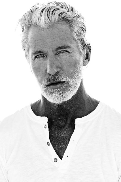 10 Most Ideal Hairstyles for Men over 60 Rugged-and-Beachy-hairstyles-for-men-over-60-3