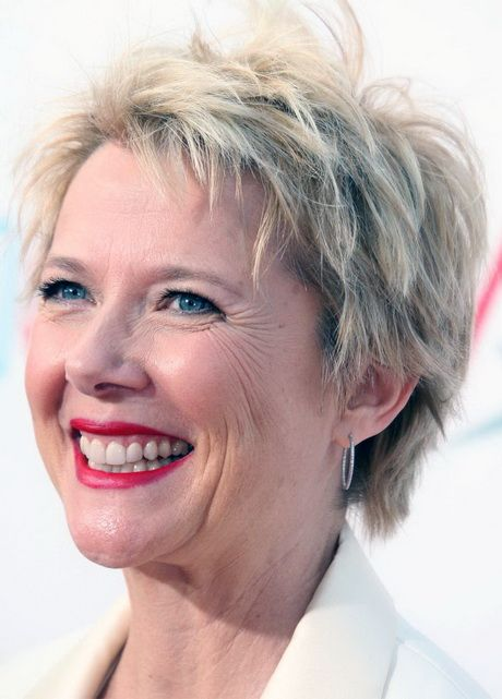 Short Spiky Pixie for Seniors with Thin Hair That Give Youthful Look 5