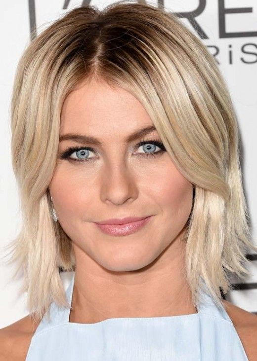 Short Wavy Lobs Easiest Short Curly Hairstyles Ideas 3