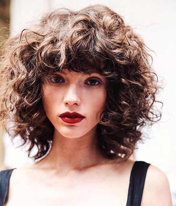 60 Easiest Short Curly Hairstyles Ideas that Look Awesome