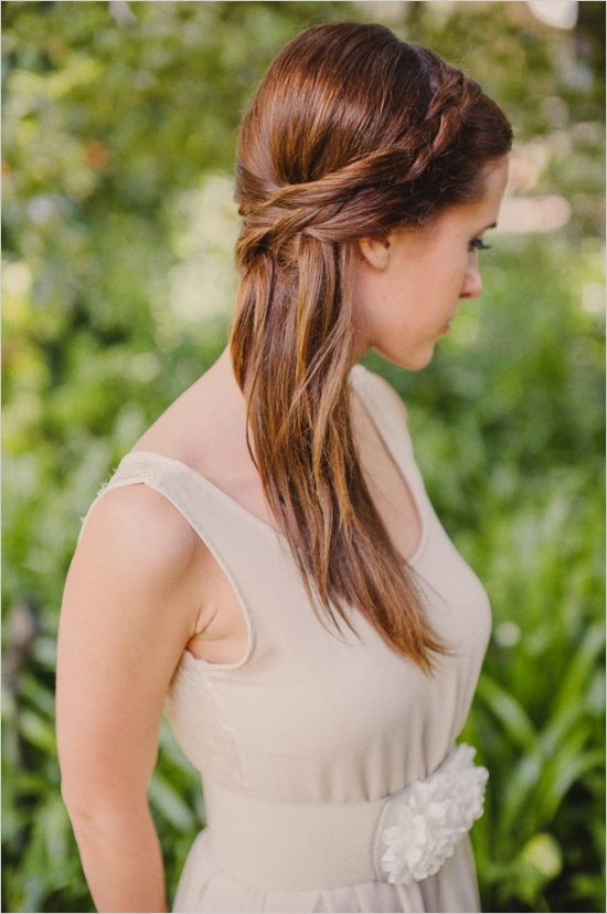 Simple Side Swept Braids Most Inspiring Braids Hairstyle for Women 2