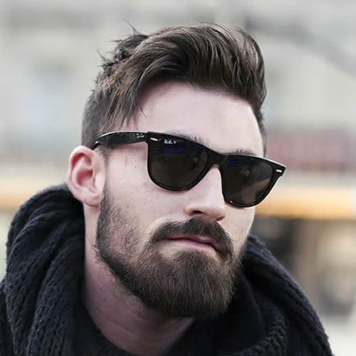 10 Ideal Haircuts for Men with Thin Hair Stylish-Side-Swept-haircuts-for-men-with-thin-hair-3