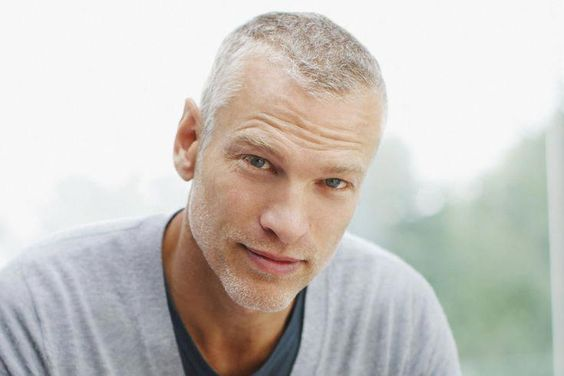 11 Mens Hairstyles over 50 Years Old The-Buzzcut-mens-hairstyles-over-50-years-old-2