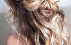 72 Most Beautiful Bridesmaid Hairstyles Ideas a89ef864bfb8d189f12212cc03a53f98-235x150