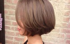19 Trendy Short Brown Hairstyles that You Need to Check b9a1bdcf53f929975fe02de3fe582af1-235x150