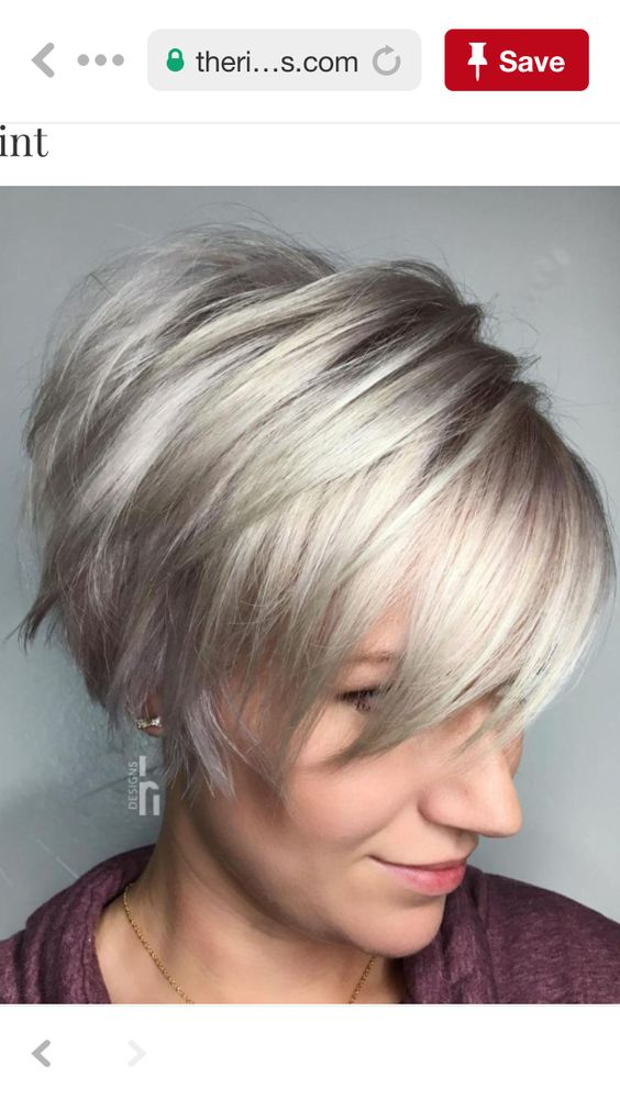 Long Pixie Haircuts for Women Over 50 with Fine Hair 4