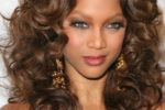 Big Luscious Shoulder Length Curls Hairstyle For African American Wedding 5