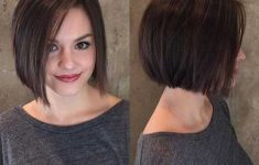 19 Trendy Short Brown Hairstyles that You Need to Check f857b4843ceb8078fb8b2c80e1bc0f0e-235x150