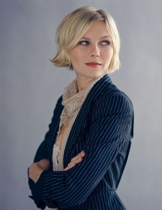 15 Casual Short Hairstyles for Women Over 50 (Updated 2021) Feathered-french-bob-hairstyle