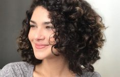 Short Curly Hairstyles 2019 with Different Fun to Offer and Look the Best Every Day 0649c054b20bc7d89243acd7ee2f7614-235x150