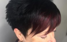 Short Hairstyles for Women Over 70 to Revitalize Yourself and Look Stunning As Ever 29adefd3a3c832b0140bd26653d8bc1e-235x150